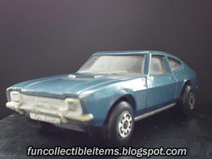 Ford Capri Toy Vehicle