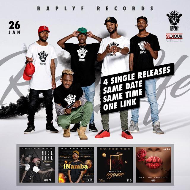 djs production new music rap lyf singles kwesta