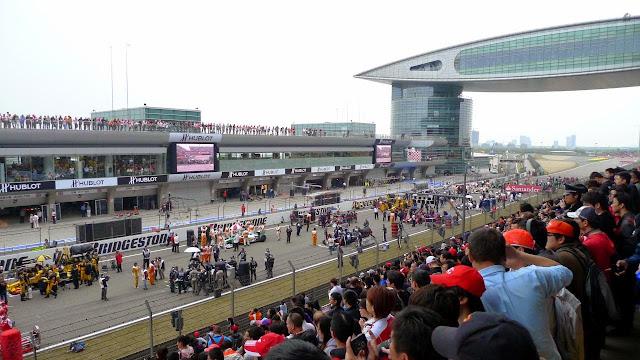 Jadwal Siaran Langsung F1 GP China 2016