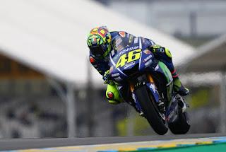 Rossi: Big Surprise Season Yamaha This is Namy Inkonsistensi