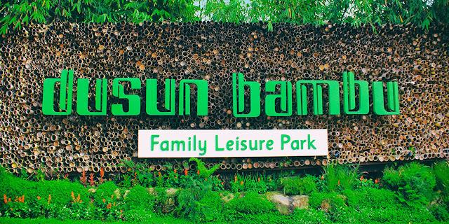 Wisata Indah Dusun Bambu Lembang Bandung