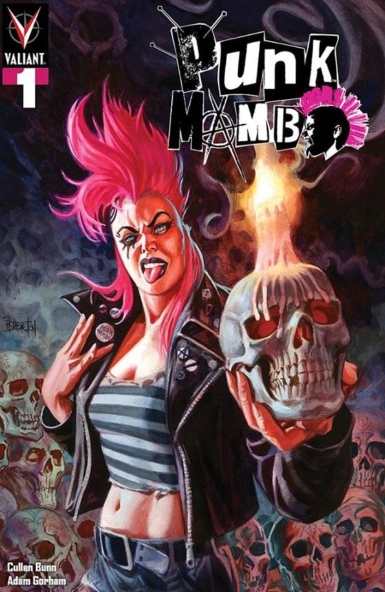 HeroPress: Hard-Living Voodoo Priestess Punk Mambo Gets Her