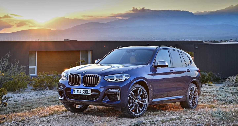 BMW X3 ĐỜI MỚI 2018 VỀ VIỆT NAM