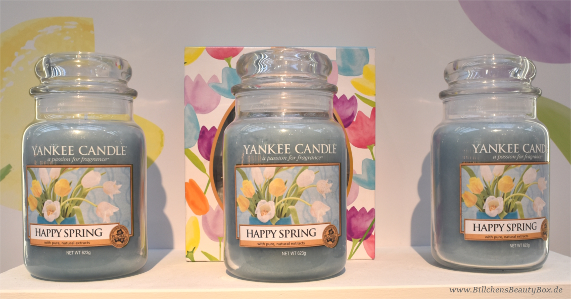 Yankee Candle - Ostern 2017 - Happy Spring
