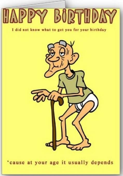 150+ Best Funny Birthday Wishes, Humorous Quotes, Messages ...