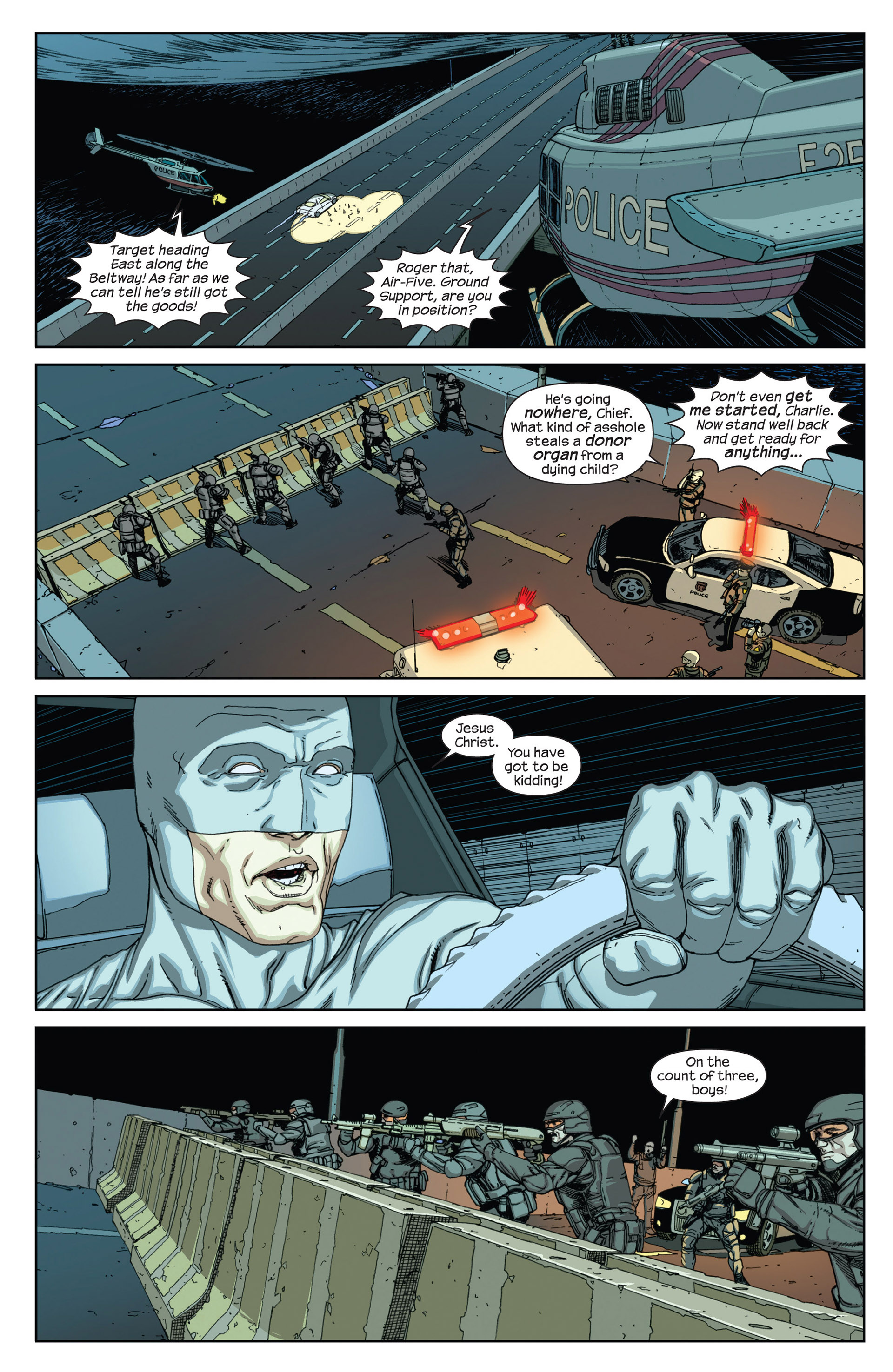 Read online Millar & McNiven's Nemesis comic -  Issue #2 - 18