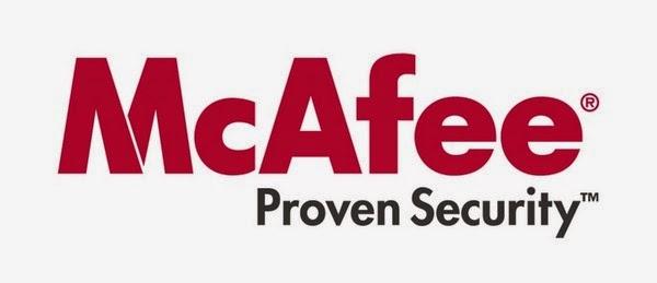 McAfee Antivirus Plus serial