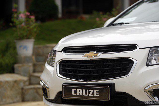 Chevrolet Cruze - gà đẻ trứng vàng của GM Việt Nam