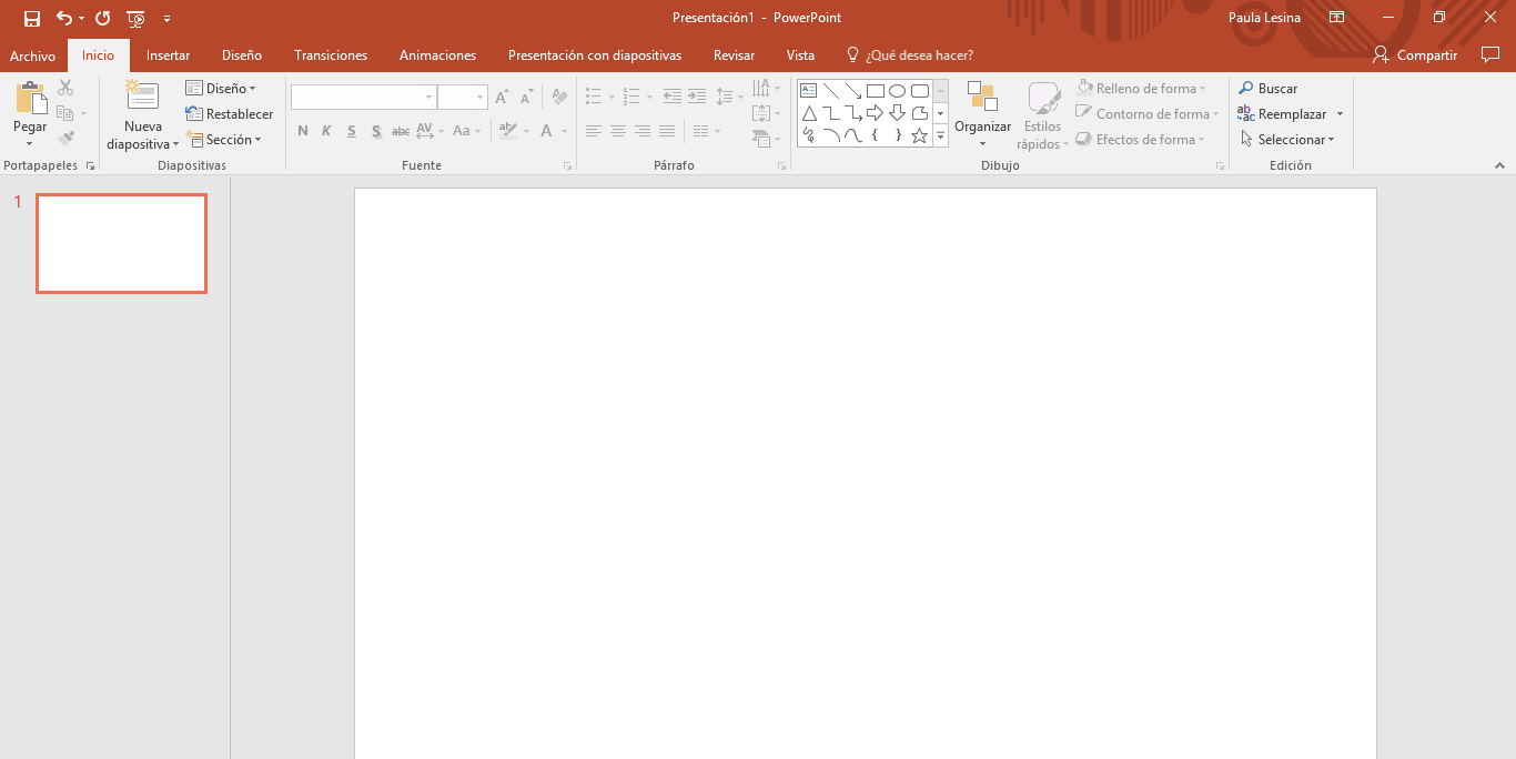 Cómo diseñar banderines en powerpoint