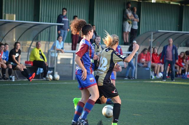 Barakaldo CF femenino-Derio