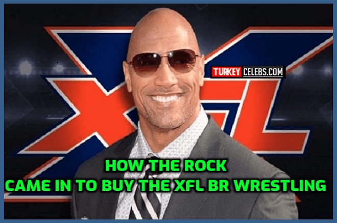 How The Rock came in to buy the XFL BR Wrestling