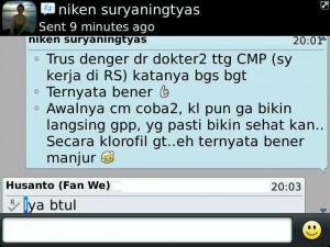 CMP Produk HWI Surabaya