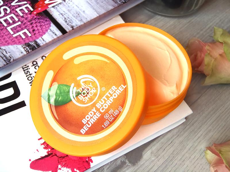 masełka TBS, body butter, porównanie maseł The Body Shop