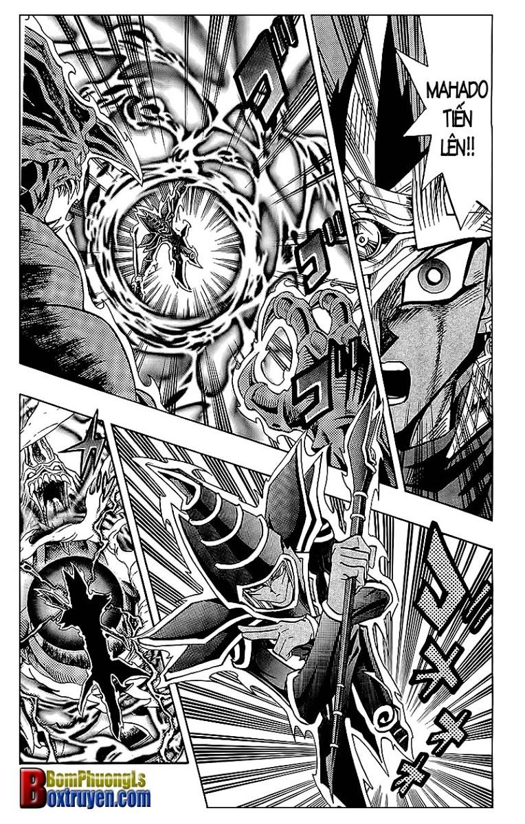 YUGI-OH! chap 318 - cùng nhau chống lại bóng tối trang 19