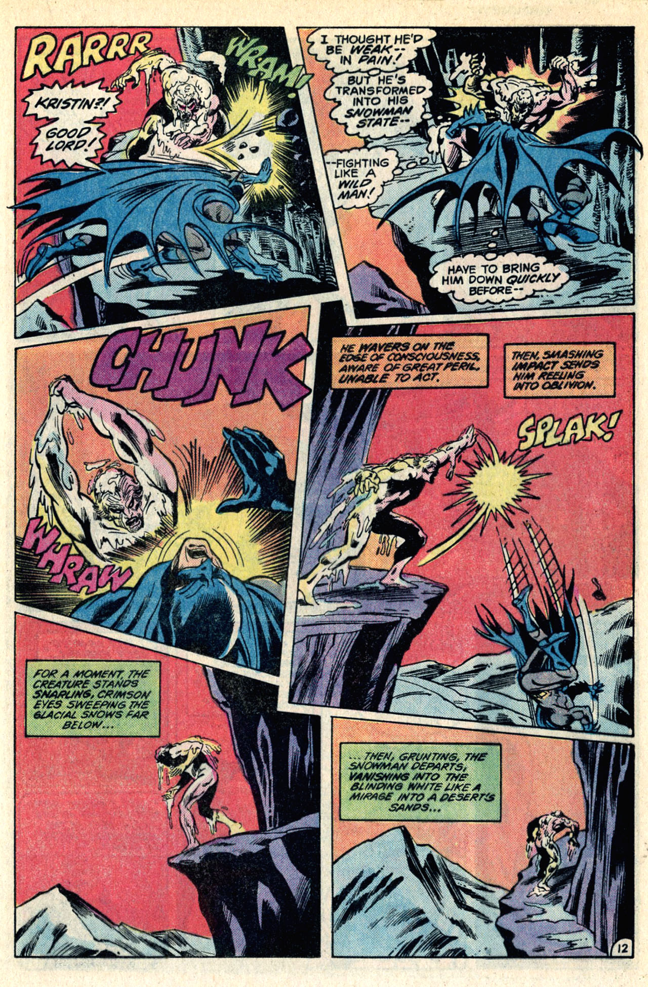 Detective Comics (1937) 522 Page 16