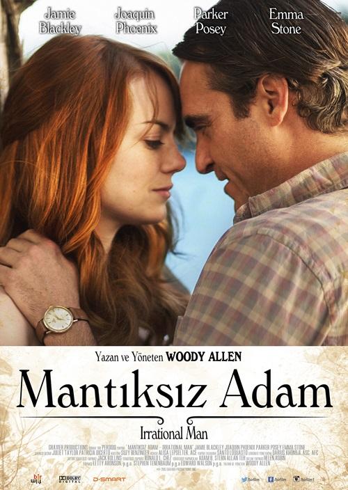 Mantıksız Adam (2015) 720p Film indir