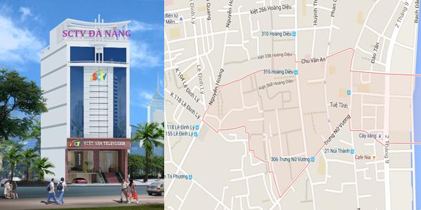 Truyền hình cáp SCTV phường Bình Thuận, quận Hải Châu, Đà Nẵng