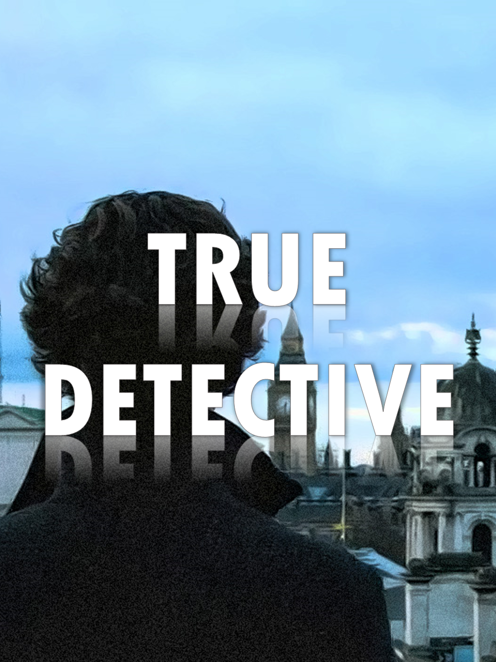 True Detective Event Poster