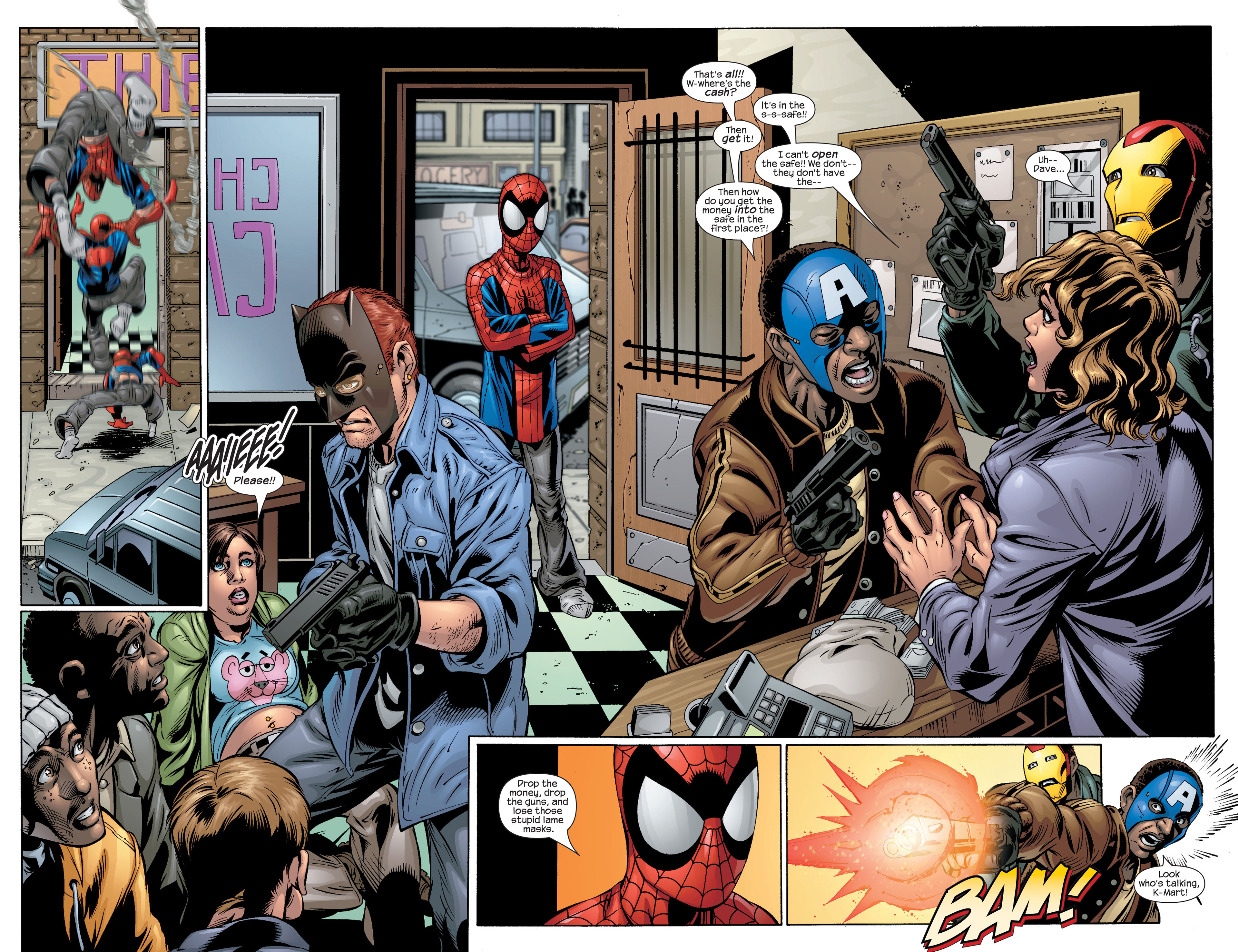 Read online Ultimate Spider-Man (2000) comic -  Issue #42 - 16