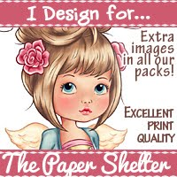 I was invited to join The Paper Shelter Design team