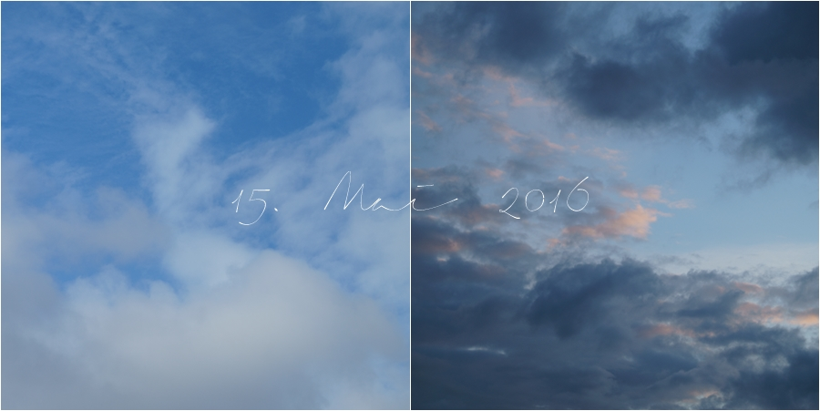 Blog + Fotografie by it's me! | fim.works | Himmel am 15. Mai 2016