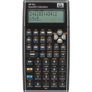 Kalkulator ilmiah HP 35S