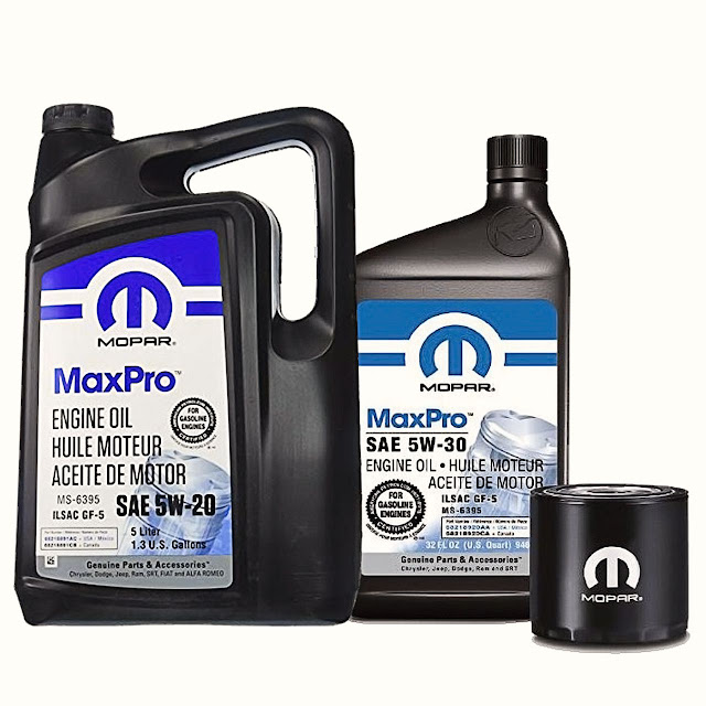 mopar-engine-oil-sae-5w-20-and-sae-5w-30-and-oil filter