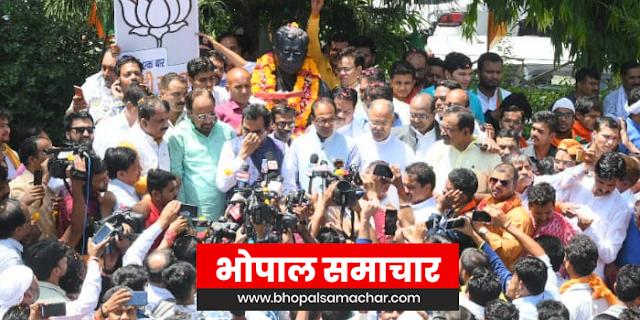 विधानसभा चुनाव की हार का बदला ब्याज सहित लिया है: शिवराज सिंह | MP NEWS