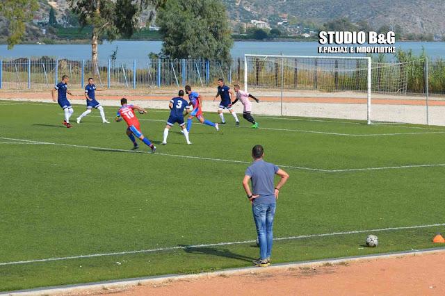 1-2 ο Αστέρας Δρεπανιακός με το Ναύπλιο 2017 για το κύπελλο