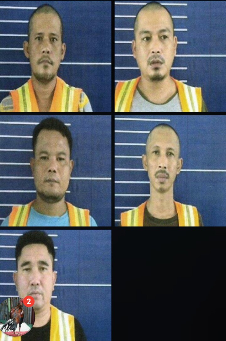 Foto napi yang kabur dari sel tahanan Lapas Labuhan Bilik Labuhanbatu.