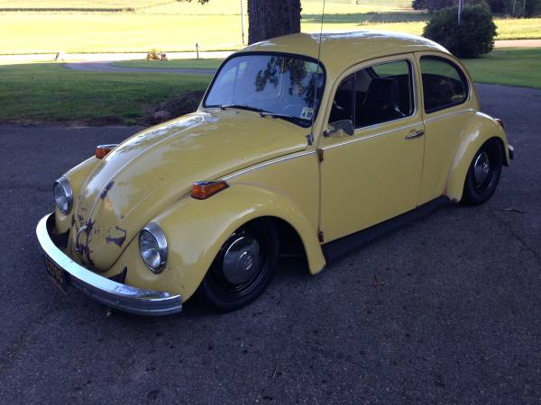 Car By Owner Craigslist >> 1972 VW Beetle Low Profile - Buy Classic Volks