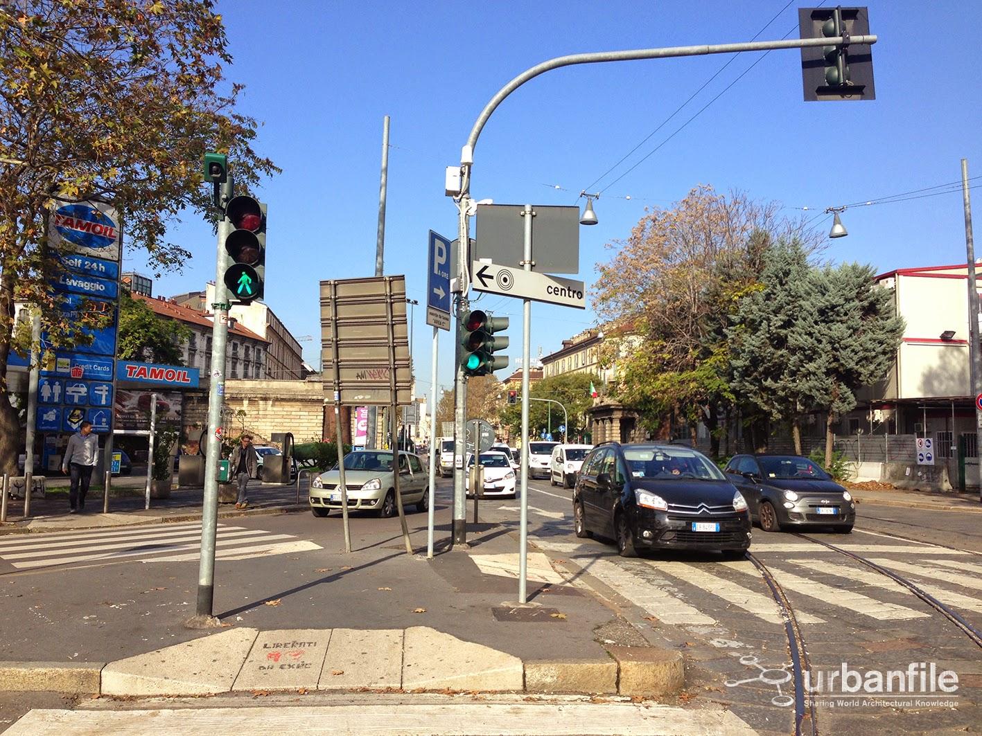 Zona porta volta il nulla urbano di porta volta - Immobiliare porta volta ...