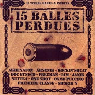 VA - 15 Balles Perdues (2001) WAV