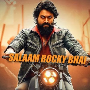 Salaam Rocky Bhai Lyrics – KGF Kannada