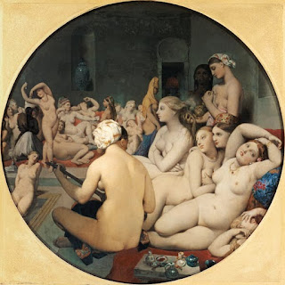 Jean-Auguste-Dominique Ingres, Bagno turco