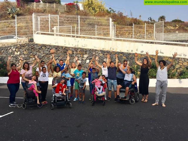 """El Cabildo destaca el Servicio Insular de Apoyo y Respiro Familiar como """"clave para la conciliación de la vida familiar, laboral y social"""""""