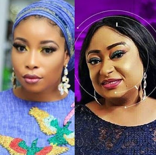 Don't use your brainless act to destroy other people's food because of few weeks issues' - Liz Anjorin slams Ronke Oshodi-Oke