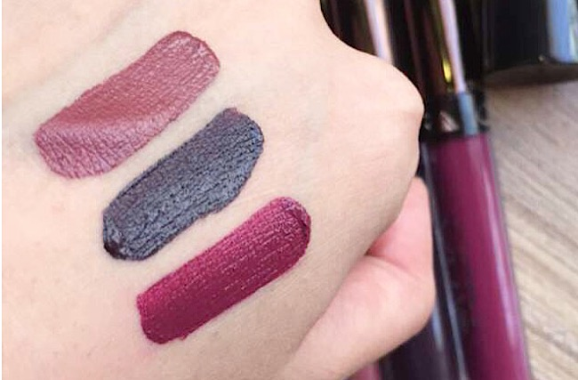 OFRA Liquid Lipsticks review swatch lips Vintage Vineyard Collection Bordeaux Cape Town Tuscany