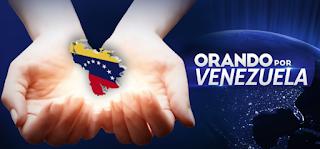 Orando por Venezuela Milagros Fernandez Catolica Carismatica