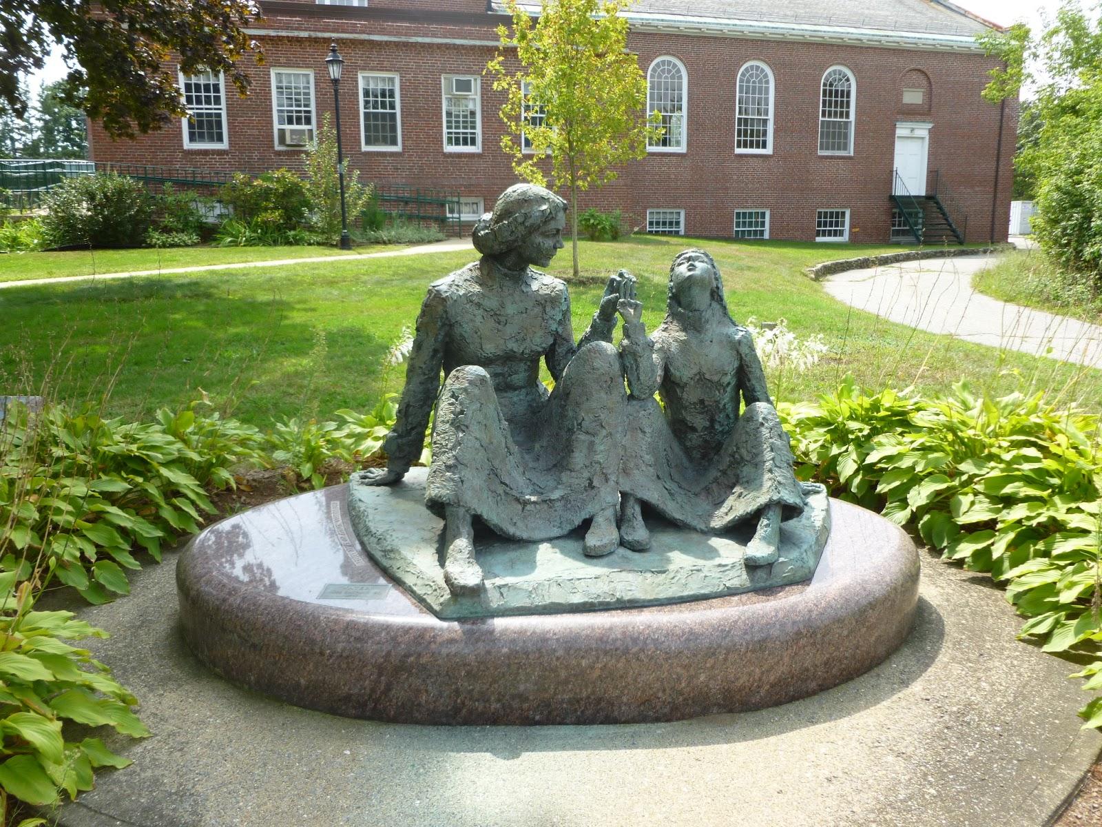 Photo Ops Civil Rights Memorial Anne Sullivan Amp Helen Keller