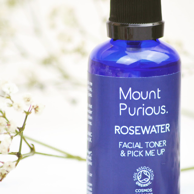Little Known Box April 2017 Review Mount Purious Rose Water