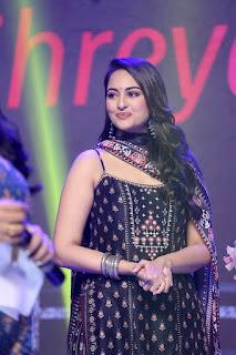 Actress Sonakshi Sinha Stills at Dabangg 3 Pre-Release Event