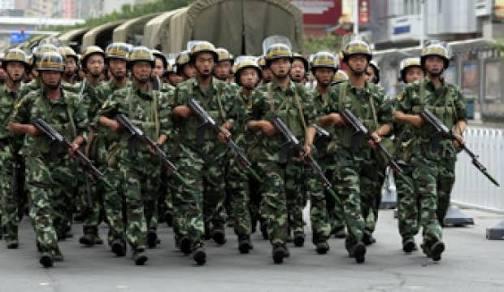PBB: Setiap Pemuda RRC Wajib Militer, Kini Ada Yang Jadi TKA