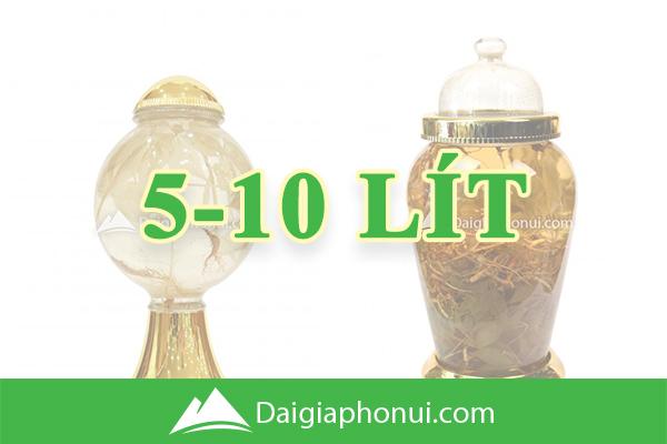 Bình Ngâm Rượu Hàn Quốc (Yongcheon Glass) 5-10 Lít - Dai Gia Pho Nui
