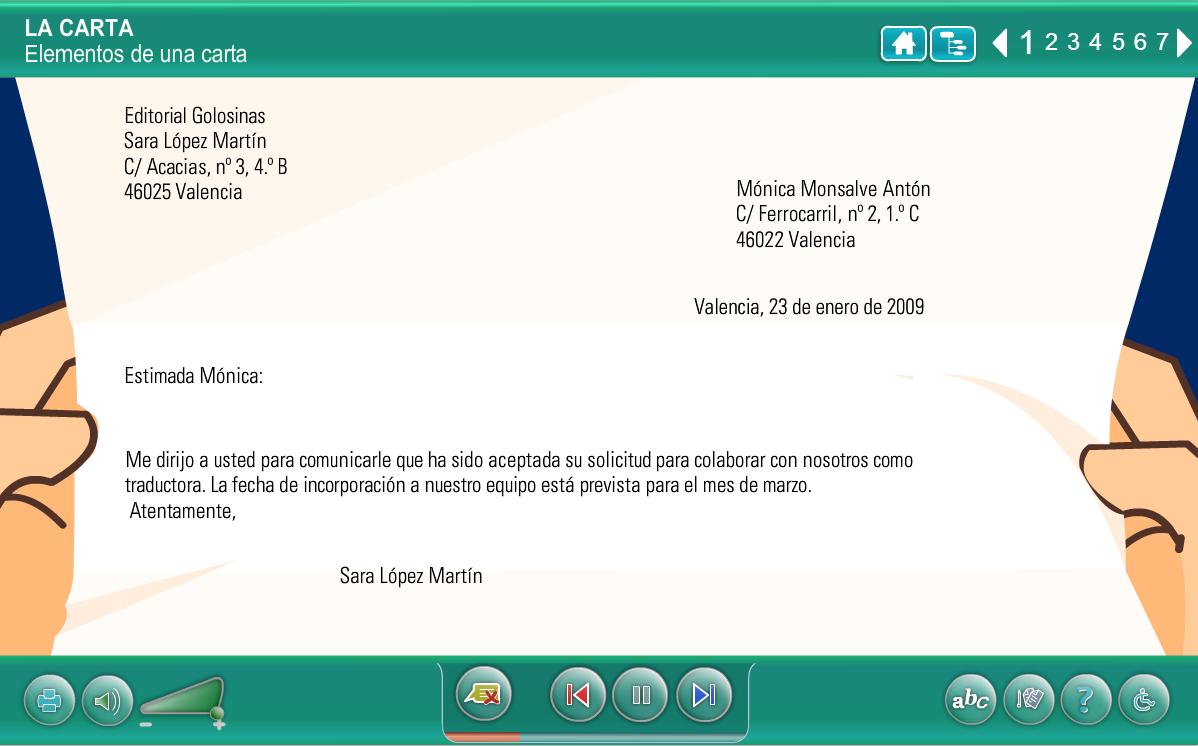 http://www.primerodecarlos.com/TERCERO_PRIMARIA/abril/Unidad10/lengua/actividades/la_carta_3/index.html