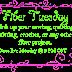 Fiber Tuesday 162