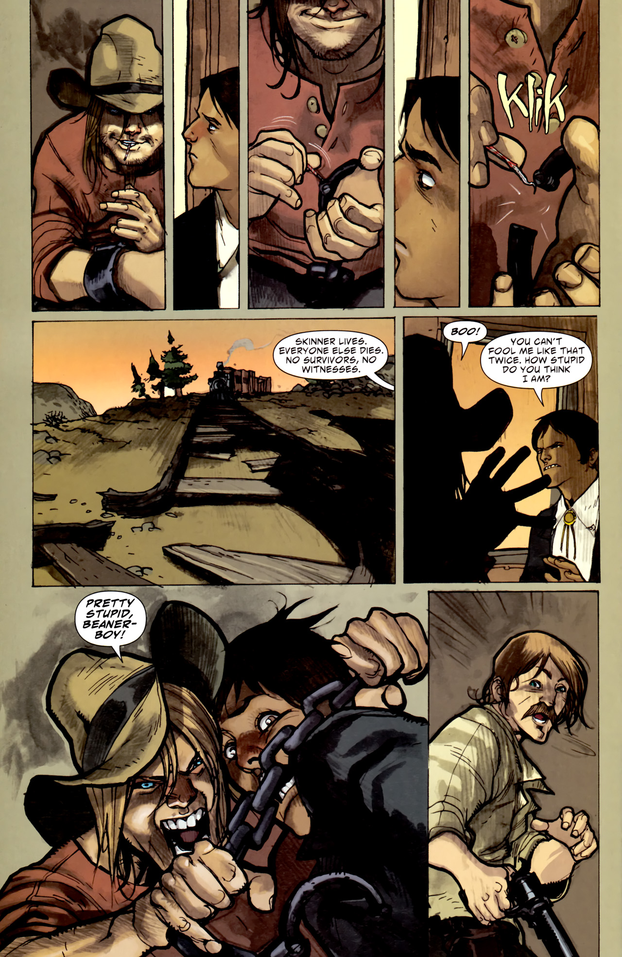 Read online American Vampire comic -  Issue #1 - 26