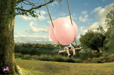 20 Creative and Clever Bubble Gum Ads (20) 4