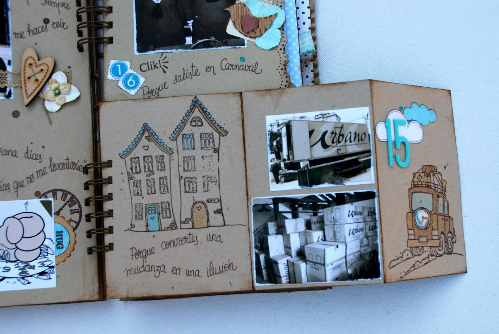 Como Hacer Un Album De Fotos Original: Ideas Para Hacer Un Album De Fotos Original