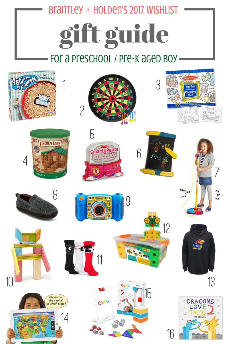 Seeing All Sides: Gift Guide for 3 to 6 Year Old Boys